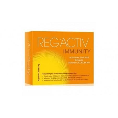 Comprar REG ACTIV inmunity 60cap.