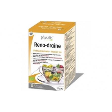 Comprar RENO-DRAINE infusion 20filtros BIO