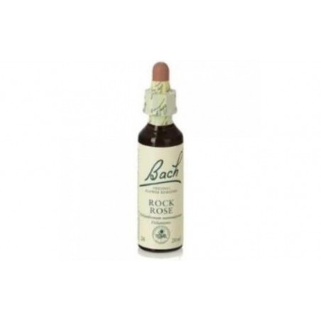 Comprar ROCK ROSE F.B. 20ml. (Bach flowers)