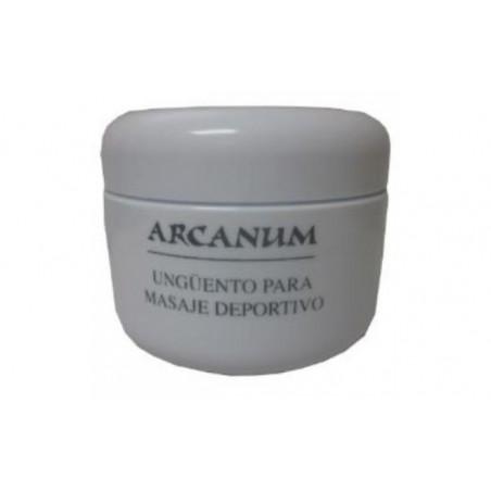 Comprar ARCANUM UNGUENTO SEDATIVO masaje deportivo 200ml.