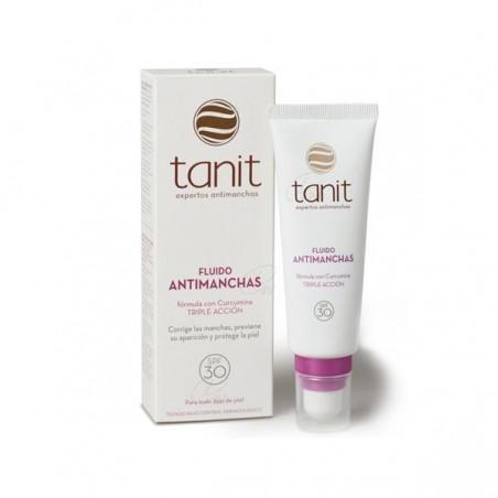 Comprar TANIT FLUIDO ANTIMANCHAS SPF 30 50 ML