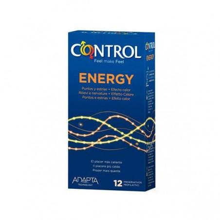 Comprar CONTROL ADAPTA ENERGY 12 UDS