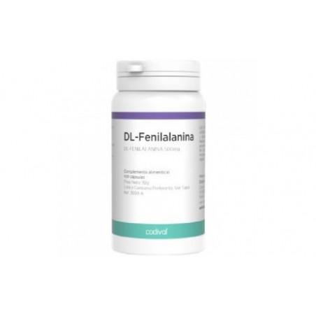 Comprar DL-FENILALANINA (phenylalanine) 500mg.100cap.