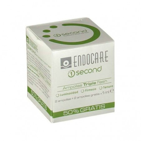 Comprar ENDOCARE 1 SECOND TRIPLEFLASH 2 AMP 1 ML