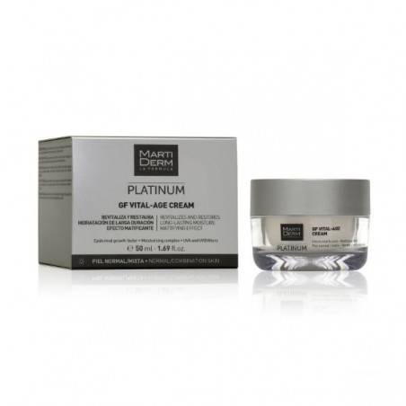 Comprar MARTIDERM PLATINIUM CREMA 50 ML PIEL NORMAL-MIXTA