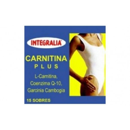Comprar CARNITINA plus 15sbrs.