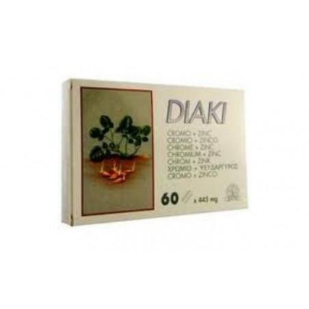 Comprar DIAKI DIABETES 60cap