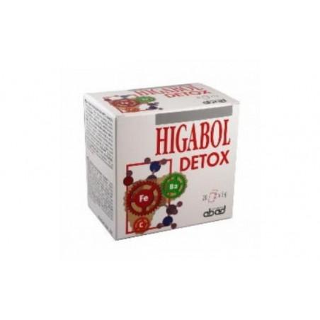 Comprar HIGABOL DETOX (dinamivit) 20sbrs