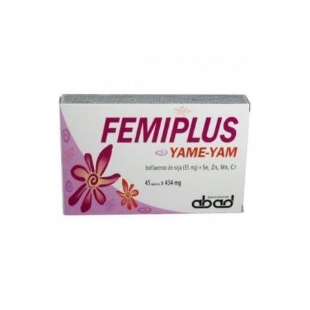Comprar FEMIPLUS YAME menopausia 45cap.