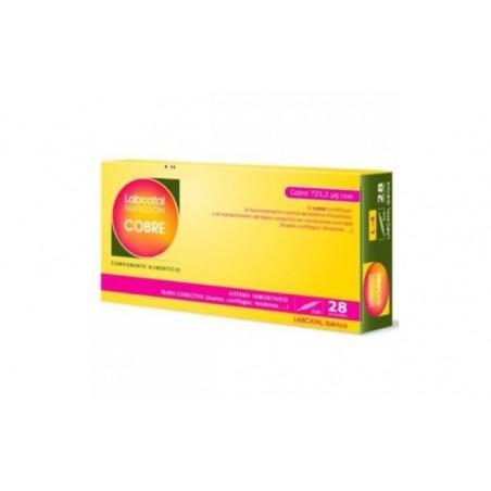 Comprar LAB. 4 (COBRE) 28 AMP.