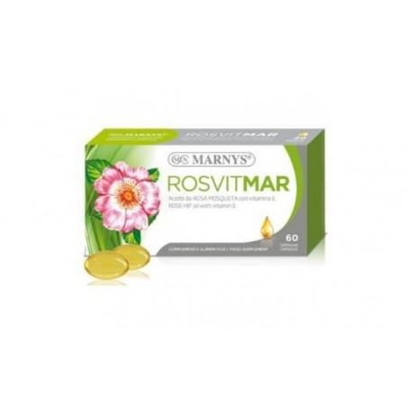 Comprar ROSVITMAR aceite de rosa mosqueta 60perlas
