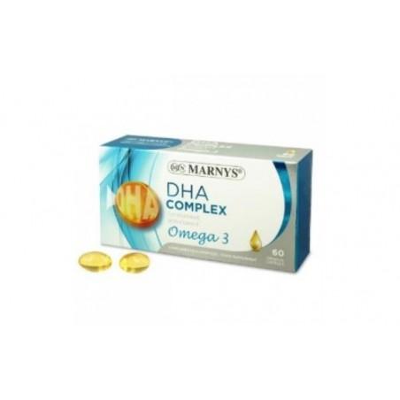 Comprar DHA COMPLEX 515mg. 60perlas