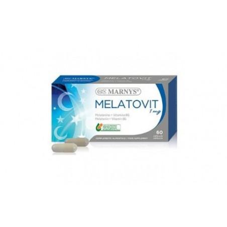 Comprar MELATOVIT (melatonina 1mg. vit.B6) 60cap.