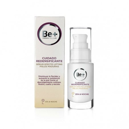 Comprar BE+ CUIDADO REDENSIFICANTE SERUM LIFTING 30 ML