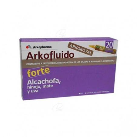 Comprar ARKOFLUIDO ALCACHOFA FORTE AMP BEBIBLES