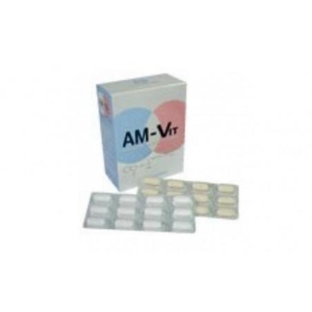 Comprar AM-VIT (aminoac. vit. minerales oligoel.) 96 24com