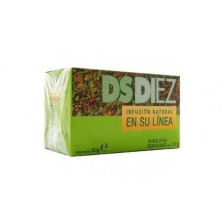 Comprar DS-DIEZ infusion 20sbrs.