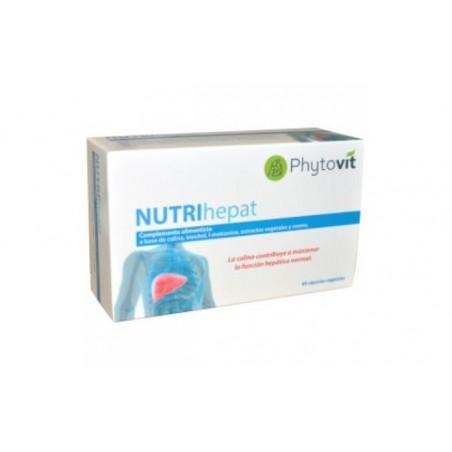 Comprar NUTRI HEPAT 60comp.