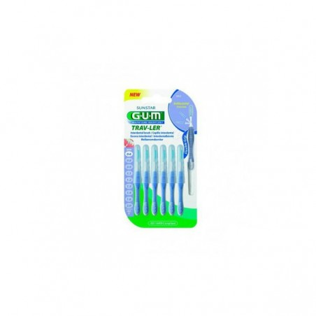 Comprar CEPILLO INTERDENTAL GUM 0.6 MM 6 UDS