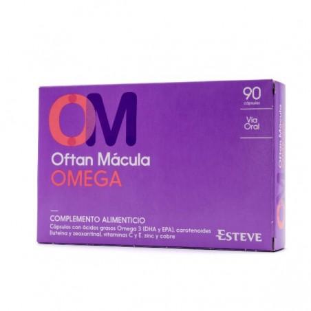 Comprar OFTAN MÁCULA OMEGA 90 CAPS