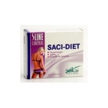 Comprar SLINE CONTROL SACI DIET 60cap.