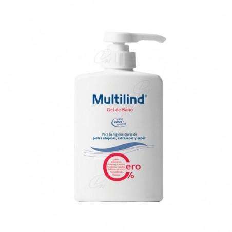 Comprar MULTILIND GEL DE BAÑO 500 ML