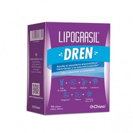 Comprar LIPOGRASIL DREN 14 SOBRES