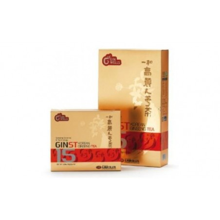Comprar KOREAN GINSENG TEA IL HWA (GINST15) 30sbrs.