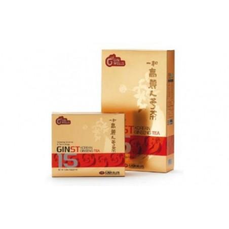 Comprar KOREAN GINSENG TEA IL HWA (GINST15) 100sbrs.