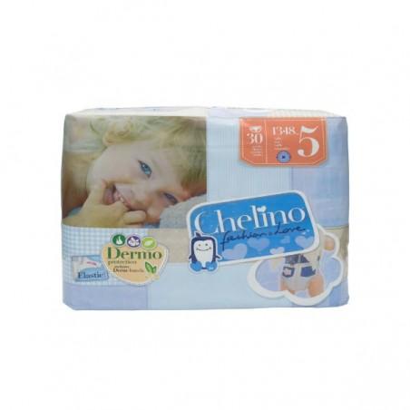 Comprar PAÑAL INFANTIL CHELINO T - 5 (13 - 18 KG) 30 UDS