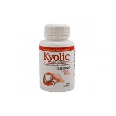 Comprar KYOLIC formula 103 Inmune 100cap.
