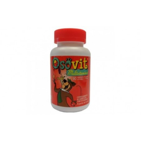 Comprar OSOVIT multivitaminas 90ositos masticables