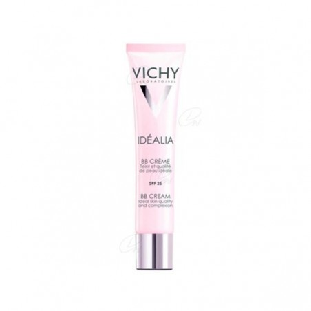 Comprar IDEALIA BB CREAM SPF 25 MEDIO 40 ML VICHY
