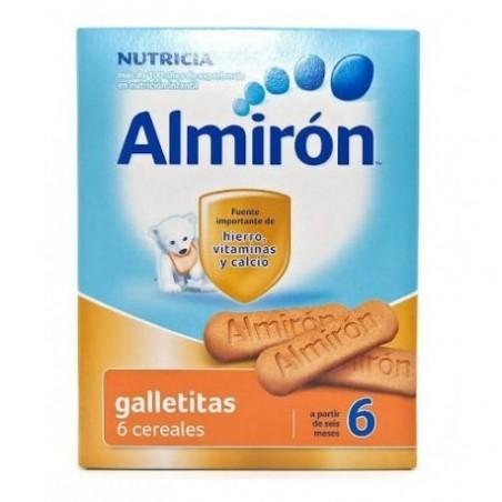 Comprar ALMIRÓN GALLETITAS DESDE 6 CEREALES 180 G