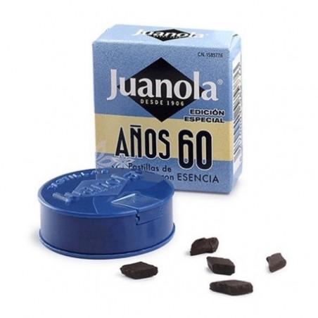 Comprar JUANOLA PASTILLAS ESENCIA AÑOS 60 5,4G