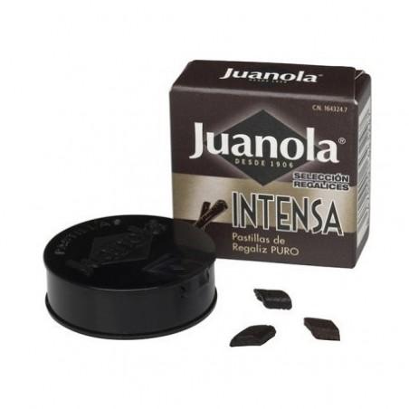 Comprar JUANOLA PASTILLAS REGALIZ INTENSA 5,4G