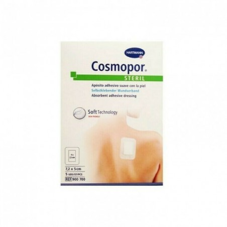 Comprar COSMOPOR STERIL APOSITO ESTERIL 7.2 CM X 5 CM