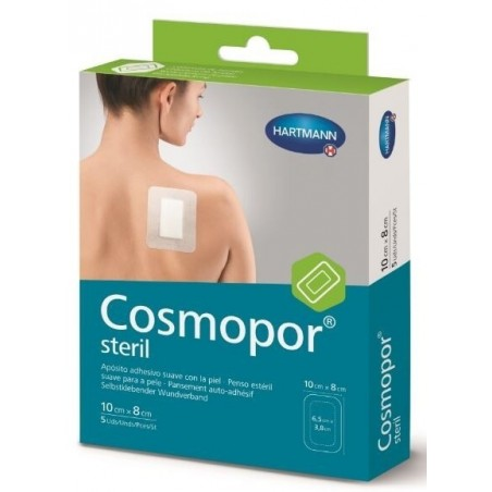 Comprar COSMOPOR STERIL APOSITO ESTERIL 10 CM X 6 CM
