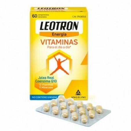 Comprar LEOTRON VITAMINAS ANGELINI COMPRIMIDOS 60 COMP