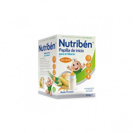 Comprar NUTRIBÉN INICIO BIBERÓN 600 G