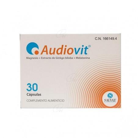 Comprar AUDIOVIT 30 CAPS