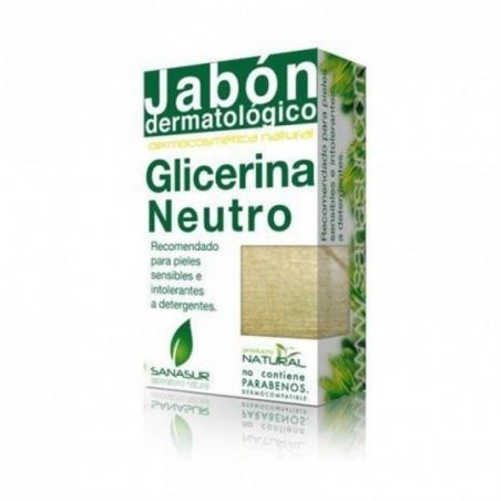 Comprar SANASUR JABON GLICERINA NEUTRO 100 G