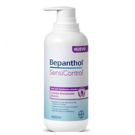 Comprar BEPANTHOL SENSICONTROL CREMA 400 ML