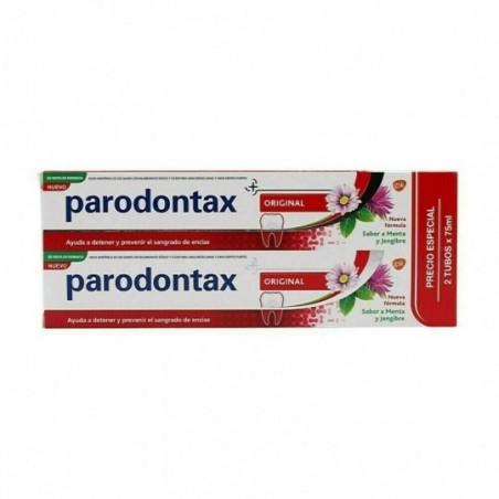 Comprar PARODONTAX ORIGINAL DUPLO 75 ML 2 U