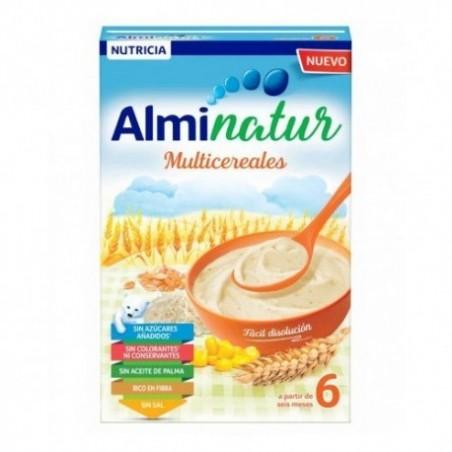 Comprar ALMINATUR MULTICEREALES +6M 250GR
