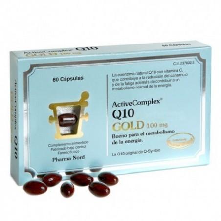 Comprar ACTIVECOMPLEX® Q10 GOLD 100MG 60 CÁPSULAS