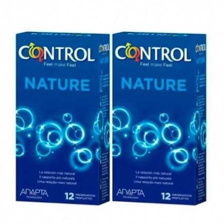 Comprar CONTROL NATURE PACK 12 + 12 PRESERVATIVOS