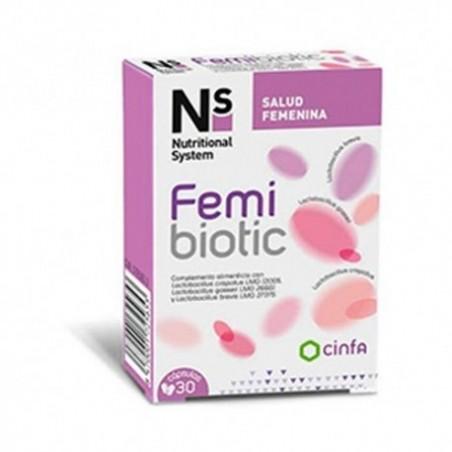 Comprar NS FEMIBIOTIC 30 CÁPSULAS