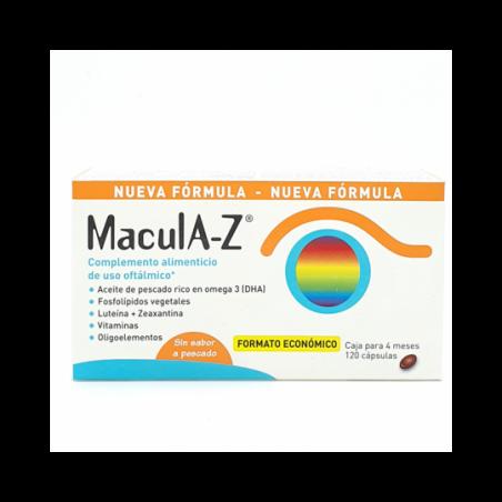 Comprar MACULA Z 120 CÁPSULAS