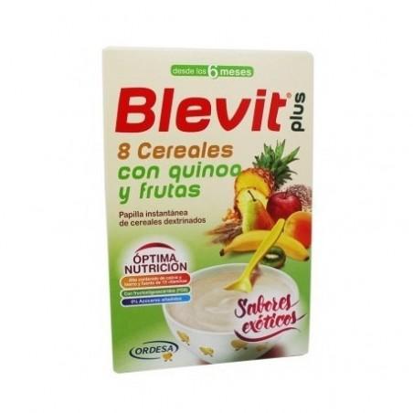 Comprar BLEVIT PLUS 8 CEREALES CON QUINOA Y FRUTAS 300G